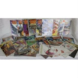 Other - Lot of 29 Comic Books Sage Dollz Shi East Vampirel